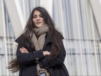 Karen Martínez és una de les sòcies fundadores d'Infantium.  ALBERT SALAMÉ