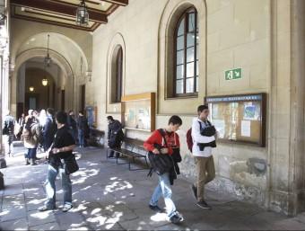 Tant la Generalitat com les universitats catalanes volen evitar que la reforma acabi homogeneïtzant els centres.  ORIOL DURAN