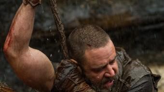 Russell Crowe interpreta el delirant Noè imaginat per Darren Aronofsky PARAMOUNT