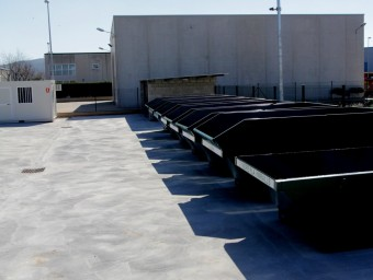 La nova deixalleria automatitzada del polígon industrial V-2 de Forallac E.A