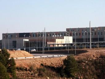 Figueres i Llers han d'arribar a una entesa per la gestió de l'aigua de la nova presó. JOAN SABATER