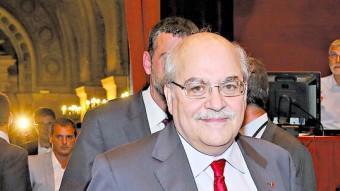 Andreu Mas-Colell, conseller d'Economia i Coneixement juanma ramos / arxiu