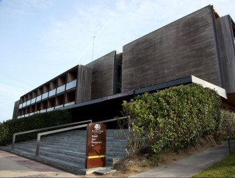 L'hotel Double Tree Hilton, de Gualta forma part de la cadena gironina URH .  JOAN SABATER