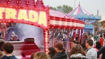Les fires a un euro es van fer l'any passat amb un gran èxit de públic . MANEL LLADÓ