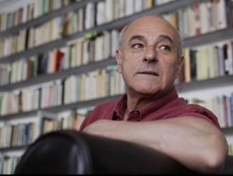 Antoni Marí, poeta, assagista i narrador, en una imatge del 2010 R. RAMOS