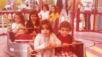 A la dreta de la imatge, l'alcaldessa de Figueres, Marta Felip.