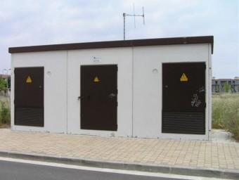 Un model dels centres telecomandats d'Endesa EL PUNT AVUI