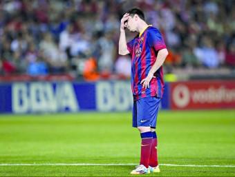 Lionel Messi, jugador del FC Barcelona. Agències