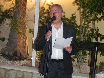 Francesc Martínez, president de l'Ideco de l'Horta Sud.