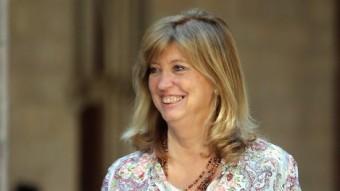 Irene Rigau, consellera d'Ensenyament del govern de Catalunya JUANMA RAMOS