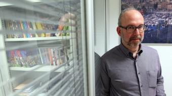 Pere Brachfield, expert en el món de la morositat, en una foto recent ANDREU PUIG