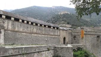 Muralles de Vilafranca de Conflent a.r.