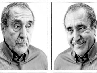 """L'editor del setmanari """"El Temps"""", Eliseu Climent, en diversos moments de l'entrevista JOSÉ CUÉLLAR"""