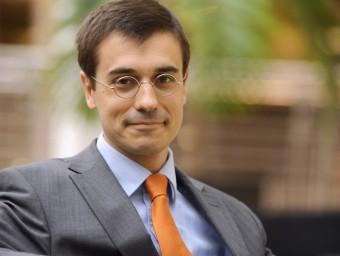 Amadeu Altafaj entén que a Europa el creixement passarà per l'economia del coneixement.  COMISSIÓ EUROPEA