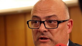 Lluís Corominas, codirector de campanya electoral de CiU a les europees ACN