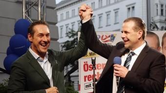 El candidat del partit socialdemàocra austríac