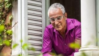 Lluís Miñarro a la seu de la seva productora, Eddie Saeta JOSEP LOSADA