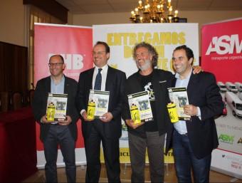 La presentació es va fer a Figueres i dóna el tret de sortida a la recollida de fons. EPA