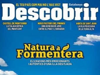 La portada del Descobrir EPA