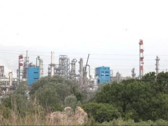 L'entorn del polígon petroquímic nord és l'espai del Tarragonès que s'ha analitzat per part de la UPC JUDIT FERNÀNDEZ