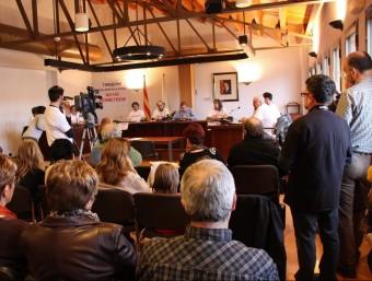Un grup accepta la mediació de la Generalitat davant la presentació d'un ERO d'Ercros.  ACN
