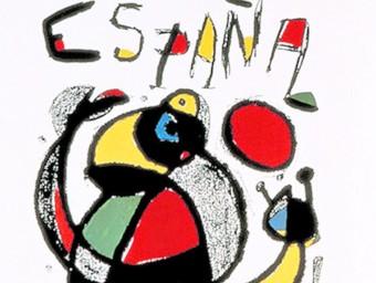 La victoria d'Itàlia al Mundial Espanya 1982 va estimular el turisme Italià a Barcelona.  ARXIU