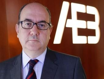 El nou president de l'Associació Espanyola de la Banca, José María Roldán.  ARXIU
