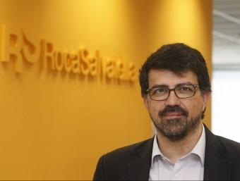 Genís Roca posa de manifest que hi ha molt de professional digital que per justificar la seva feina s'inventa una nova mètrica i afegeix mesuradors poc substancials als negocis.  ORIOL DURAN