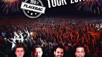 El cartell del Va Parir Tour de Ràdio Flaixbac  GRUP FLAIX