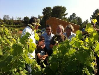 Les visites als cellers i els tastos guiats de vins de trepat són part de la festa ARXIU