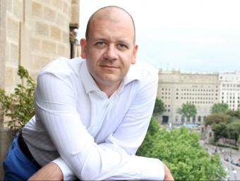 Jeroen Merchiers és el màxim responsable d'Airbnb Espanya, Portugal i Andorra.  ARSIU