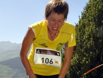 Laura Orgué, en una imatge d'arxiu L'ESPORTIU