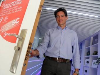 Andreu Maldonado és un dels socis fundadors de l'empresa Innsolutions.  QUIM PUIG