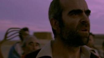 'Cólera', curtmetratge de sis minuts dirigit per Aritz Moreno i interpretat per Luis Tosar, es projecta avui FANTOSREAK