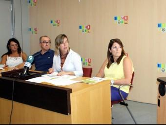 Acte de presentació de la campanya promocional de Benidorm. EL PUNT AVUI