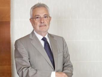 El nou president de la Mútua de Terrassa, Josep Betriu.  ARXIU / MÚTUA DE TERRASSA