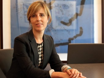 Anna Olsina, directora territorial de Catalunya-Llevant de Banca March.  ELISABETH MAGRE