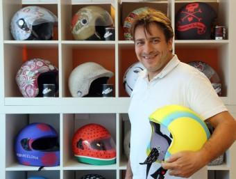 Jordi Ylla és el fundador i director general de la firma.  QUIM PUIG
