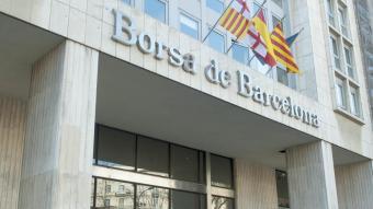 Edifici de la Borsa de Barcelona al Passeig de Gràcia de Barcelona