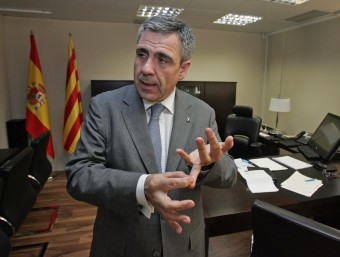 Daniel de Alfonso està al capdavant de l'OAC des del juliol del 2011.  ARXIU