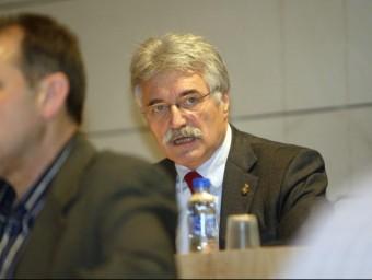 Zacarias Henar, que aspirava a ser alcaldable del PSC, és un dels quatre regidors que ha deixat la militància ARXIU