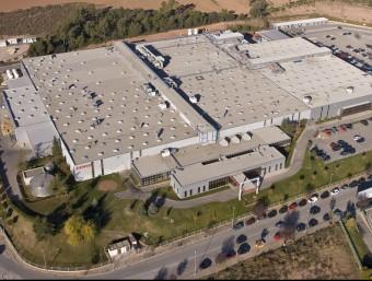 Instal·lacions de la fàbrica Denso Barcelona, a la comarca del Bages  ARXIU