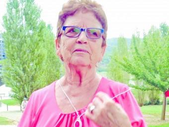 La Manuela Gómez va explicar la seva experiència TURA SOLER