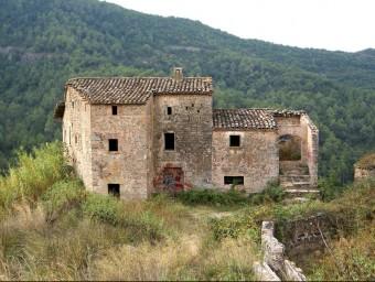 Una part de l'economia catalana es fonamentava en les masies durant els segles XVI, XVII i XVIII.  ARXIU
