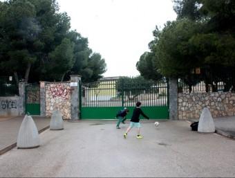 L'escola Sant Bonaventura Franciscans de vilanova i la Geltrú ACN