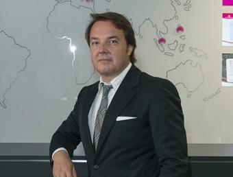 Santiago Sabatés és el director general d'Eurofragance.  L'ECONÒMIC