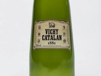 La nova ampolla de Vichy Catalan 1881. EL PUNT AVUI