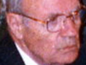 Joan Maria de Ribot, va morir ahir als 95 anys.
