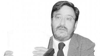El ministre Narcís Serra