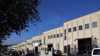 El polígon de Montigalà concentra un centenar de fabricants de moda QUIM PUIG